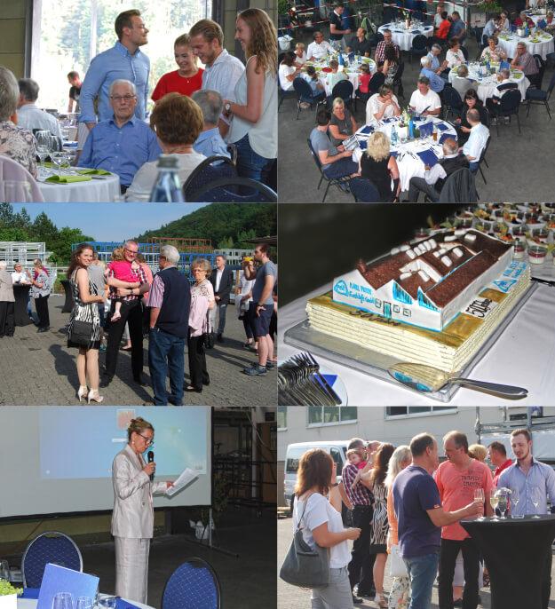 50-Jahr-Feier der Karl Peter Kunststoffe GmbH